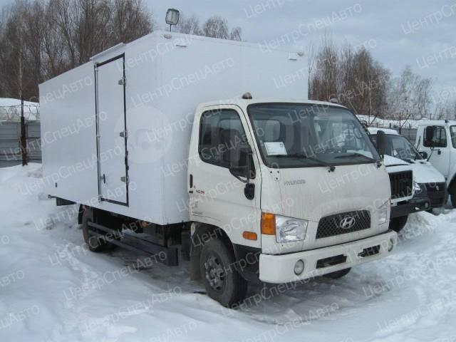 Hyundai HD78. Автофургон промтоварный , 3 933куб. см., 4 775кг., 4x2