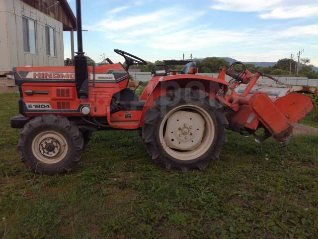 Hinomoto E18. Продам мини трактор, 18 л.с.