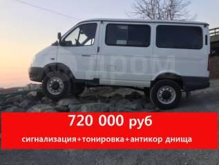 ГАЗ 2217 Баргузин. ГАЗ Соболь 2217 «Баргузин» 4х4, 7 мест, В кредит, лизинг