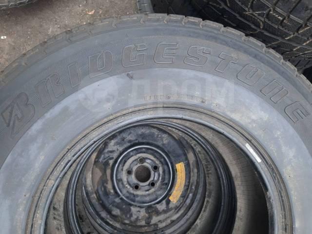 Bridgestone Dueler H/L. летние, 2010 год, б/у, износ 20%