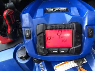 Polaris Sportsman Touring 850, 2010
