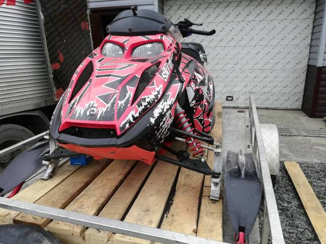 BRP Ski-Doo Summit. неисправен, есть псм, с пробегом