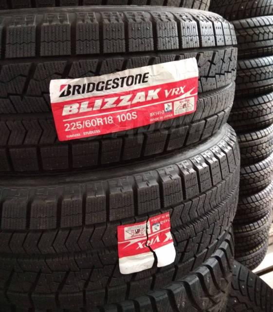 Bridgestone Blizzak VRX, 225/60 R18