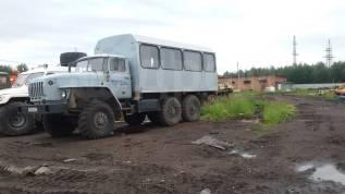 Урал. Вахтовый автобус , 22 места