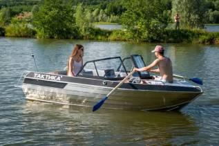 Лодка Тактика-430 DCM в г. Барнаул + Mercury (Меркури) 30 EL