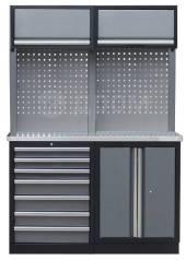 АвтоНабор мебели гаражной металлической Mebox комбинация COM 6