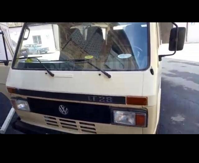 Volkswagen LT. , 2 400куб. см., 2 000кг., 4x2
