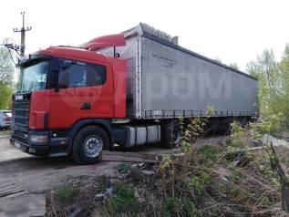 Scania. Продам срочно сцепку R360 Скания, 12 000куб. см., 4x2