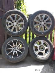 Продаю колеса в сборе на литье