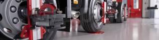 Регулировка схождения для грузовых автомобилей