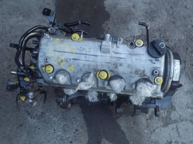 Двигатель в сборе. Honda Civic, ES, ES1, EU, EU2 Honda Civic Ferio, ES1, ES2 D15B, D15B1, D15B2, D15B3, D15B4, D15B5, D15B7, D15B8