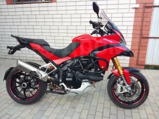 Ducati Multistrada 1200 S Touring. 1 200куб. см., исправен, птс, без пробега