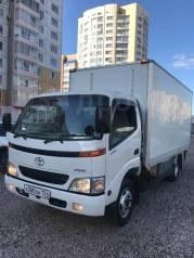 Toyota Dyna. Продаётся Рефка 3500 тонны, 4 900куб. см., 3 500кг., 4x2