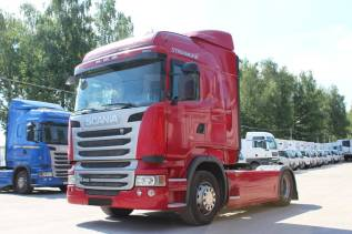 Scania R400. Тягач 4x2 2015 год, 12 777куб. см., 10 754кг., 4x2
