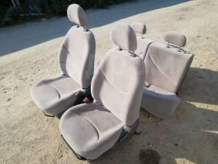 Полный комплект сидений Toyota Platz 71430-52110-B0, 71440-52130-B0