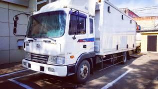 Hyundai Mega Truck. Продам грузовой фургон! Новый! Срочно , 6 606куб. см., 5 000кг., 4x2