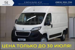 Peugeot Boxer. Новый фургон L2H2 в Омске, 2 200куб. см., 1 500кг., 4x2