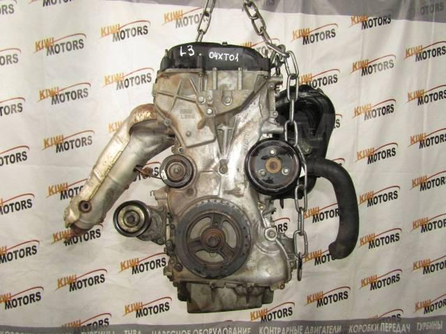 Двигатель в сборе. Mazda: Atenza, Premacy, Mazda3, MPV, Tribute, Axela L3VE, AJV6