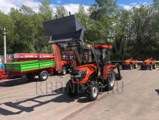 Кентавр Т-654, 2019. Коммунальный трактора на базе Кентавра Т-654