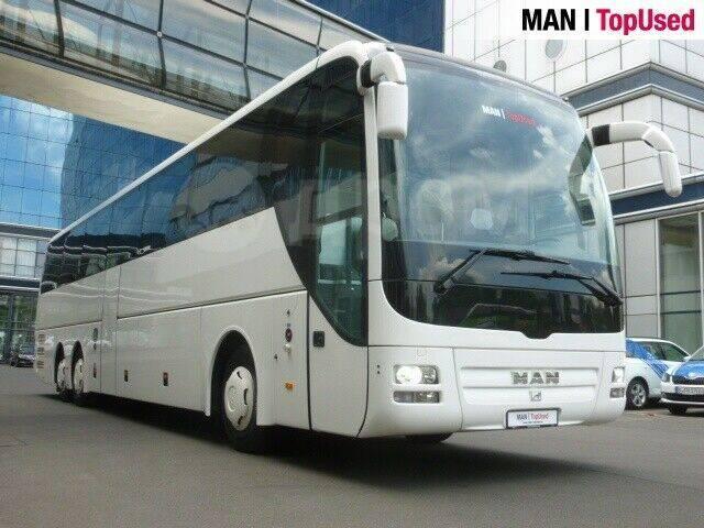 MAN Lion Coach. MAN LION'S Coach L / R08, 03/2013 г. в. Пробег: 465 600 км., 58 мест
