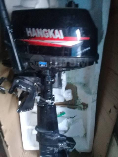 Hangkai. 6,00л.с., 2-тактный, бензиновый, 2017 год