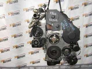 Контрактный двигатель Ford Focus 1 1.8 TD F9DA FFDA HCPA HCPB