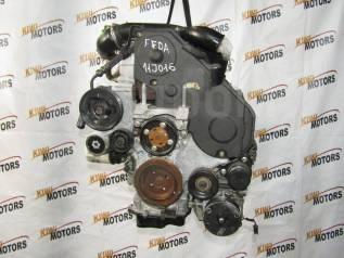 Контрактный двигатель FFDA HCPA Ford Transit Connect Focus 1,8 TDCi
