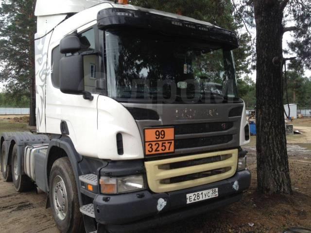 Scania P440. Продаётся , 12 740куб. см., 33 440кг., 6x4