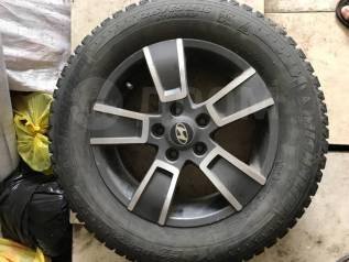 """Колеса Michelin зимние на литьё, стояли на хендай туксон. x16"""" ET0"""