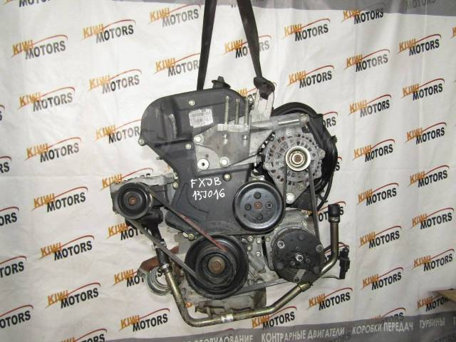 Двигатель в сборе. Ford Fusion Ford Focus, CB4, DA3, DB Ford Fiesta FXJA, FXJB, ASDA, AODA, AODB, AODE, ASDB, DURATECLFVE, G6DA, G6DB, G6DD, G8DA, GPD...