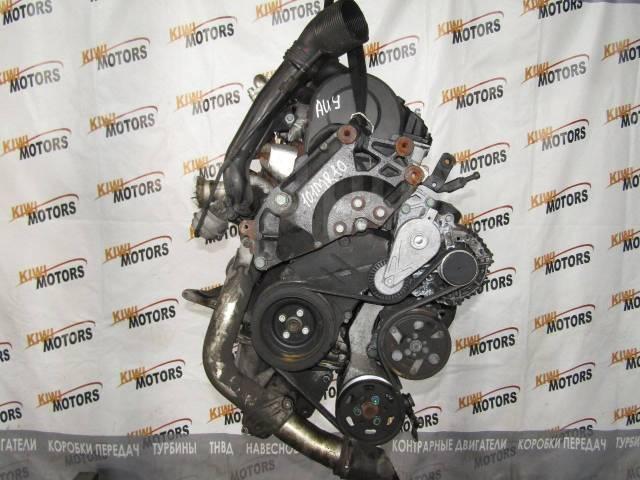 Двигатель VW Sharan 1.9 TDI AUY