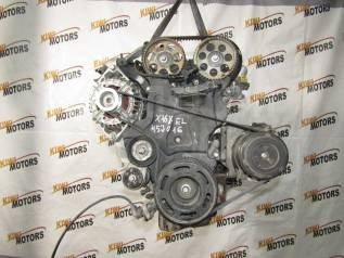 Контрактный двигатель Opel Astra Zafira Vectra 1.6 i X16XEL