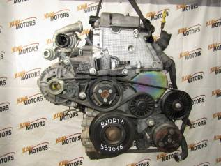 Контрактный двигатель Opel Astra Signum Vectra Zafira 2.0TD Y20DTH