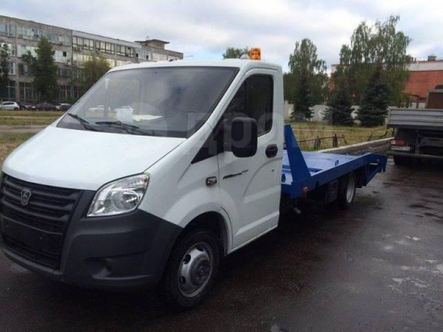 ГАЗ ГАЗель Next. Газель NEXT Эвакуатор, 2 500кг., 4x2