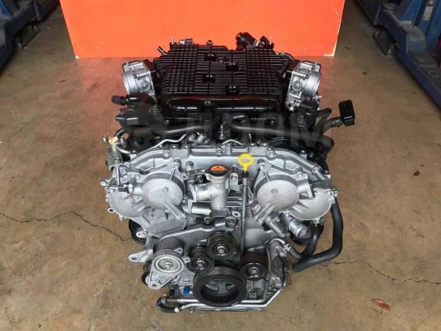 Двигатель VQ37VHR Nissan 3.7 бензиновый