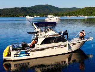 Аренда катера 30 футов . Рыбалка, отдых на островах, экскурсии, рейд