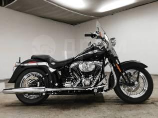 Harley-Davidson Heritage Springer FLSTS, 2007