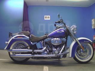 Harley-Davidson Softail Deluxe FLSTN, 2010