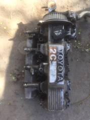 Мотор 2C дизель в разборе