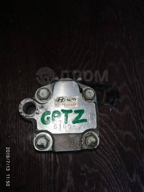 Гидроусилитель руля. Hyundai Getz, TB D3EA, G4EA, G4EDG, G4EE, G4HD, G4HG