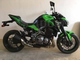 Kawasaki Z, 2018