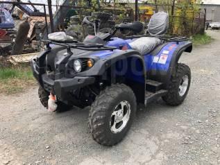 Hisun 500cc, 2019