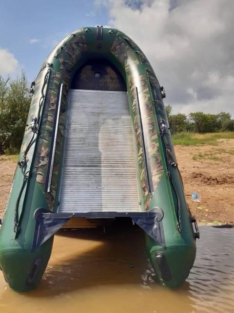 Shturman. 2016 год, длина 3,60м., двигатель без двигателя