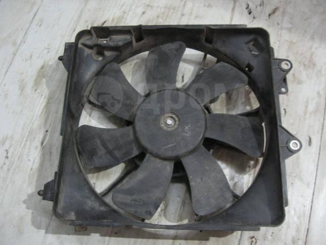 Вентилятор радиатора Honda Civic 5D
