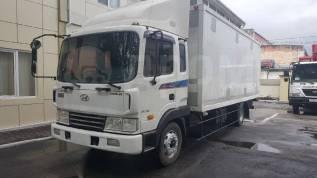 Hyundai Mega Truck. Продам грузовой фургон с аппарелью. Без пробега по РФ, 6 606куб. см., 5 000кг., 4x2