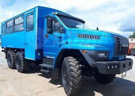Урал 3255-5013-71, 2020