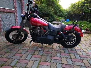 Harley-Davidson Dyna Street Bob FXDBI. 1 574куб. см., исправен, птс, без пробега