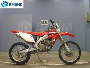 Honda CRF450X, 2005