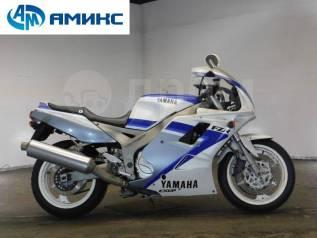 Yamaha FZR1000, 1991