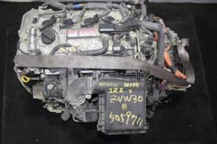 Двигатель с навесным Toyota 2ZR-FXE, 1,8 л | Установка, Гарантия